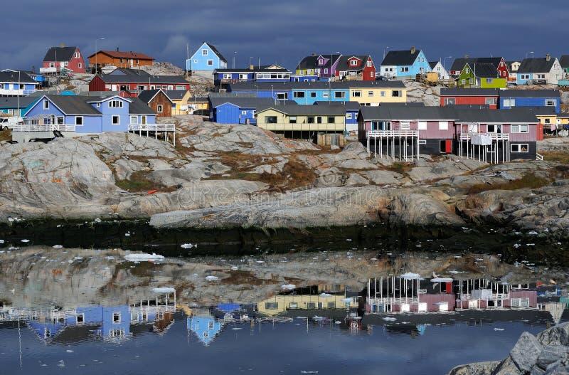 Ilulissat 2 photo libre de droits