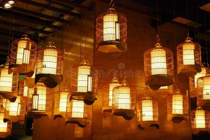 Iluminação decorativa imagens de stock
