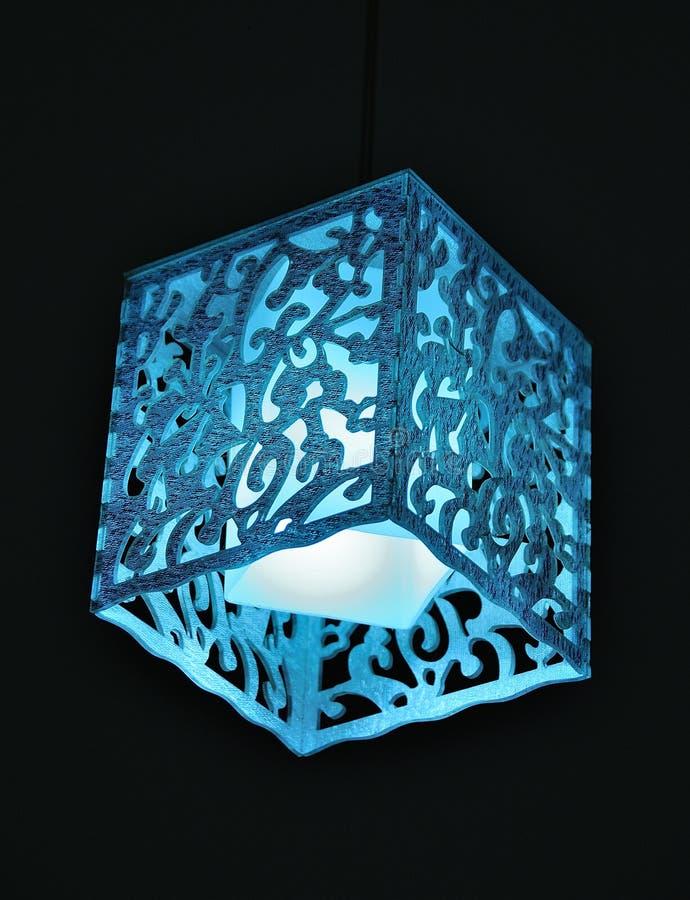 Download Iluminação decorativa imagem de stock. Imagem de comely - 29825085