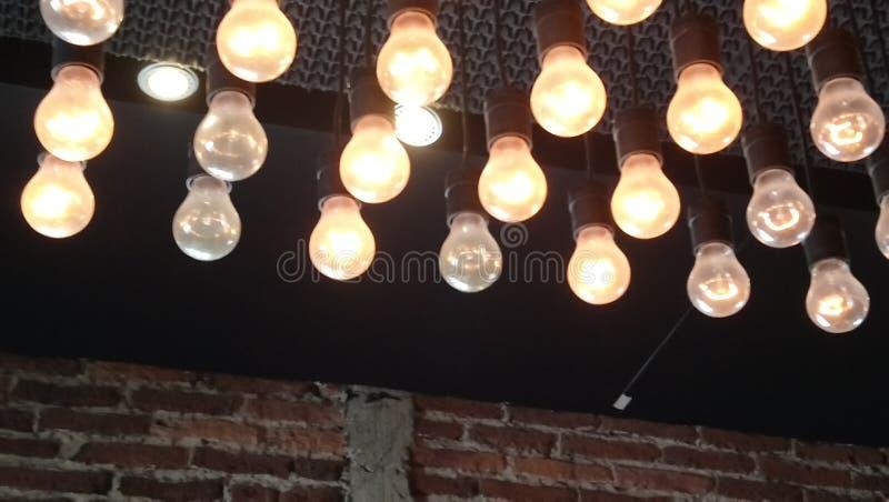 Ilumina o blub foto de stock royalty free