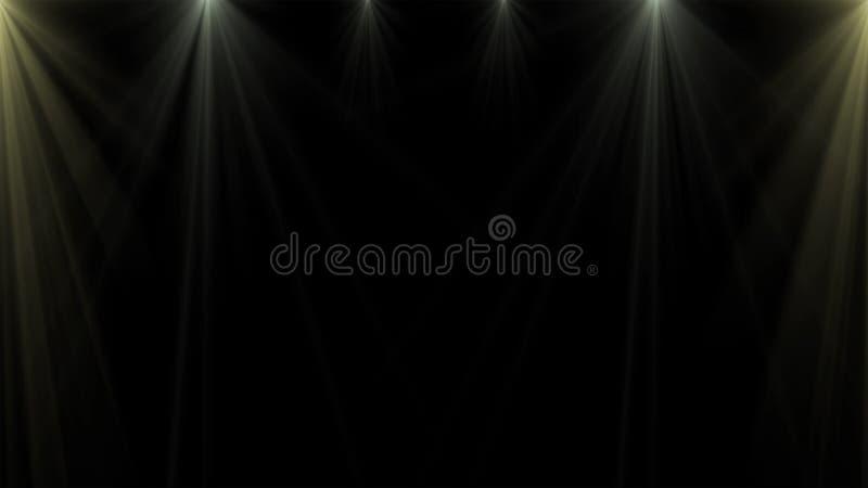 iluminación stock de ilustración