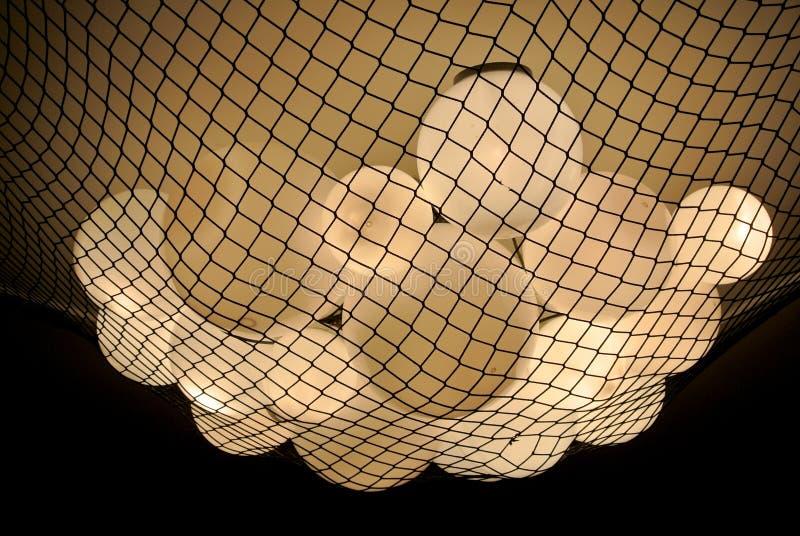 Iluminación decorativa foto de archivo libre de regalías