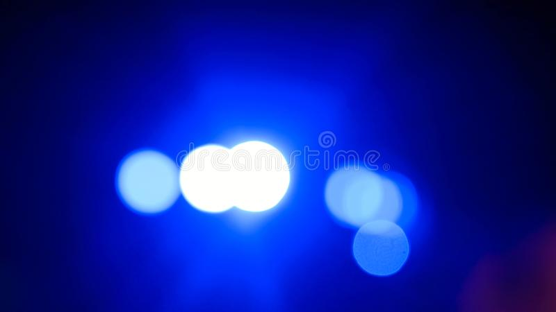 Iluminación Defocused del concierto imagenes de archivo