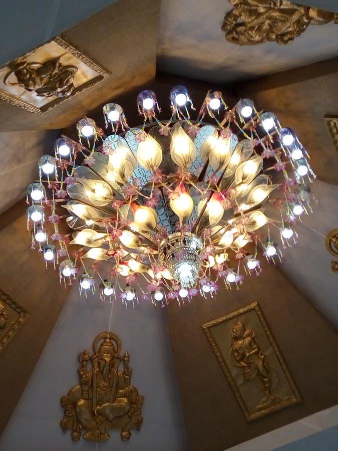 Iluminación maravillosa imágenes de archivo libres de regalías