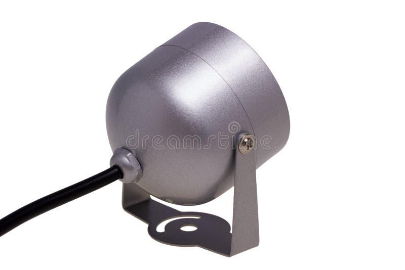 Iluminadores infrarrojos para el surveillanc del sistema de seguridad y video fotos de archivo