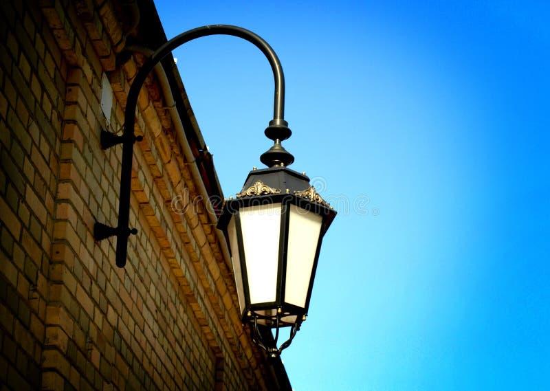 Iluminazione pubblica immagini stock libere da diritti