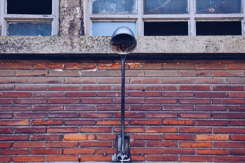 Iluminazione pubblica nella citt? di Bilbao fotografia stock libera da diritti