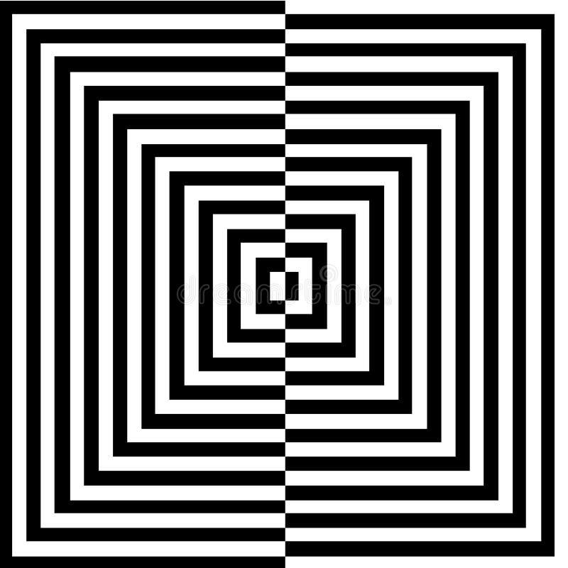 Ilusión óptica para hypnotherapy libre illustration