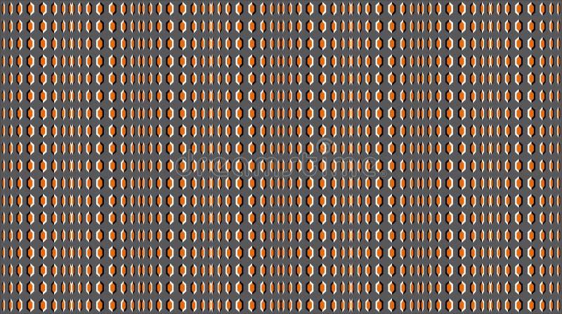 Ilusión óptica visual fotografía de archivo