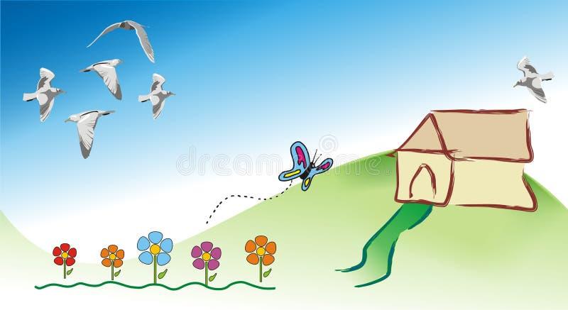 Ilustração ilustração stock