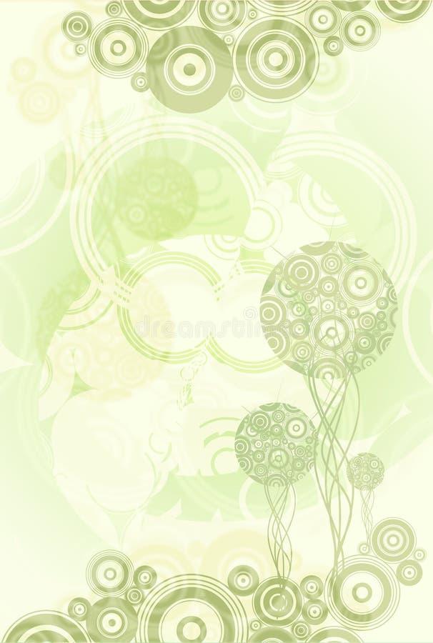Ilustração abstrata ilustração stock