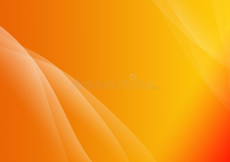 Ilustração abstrata do papel de parede ilustração do vetor