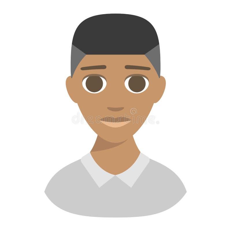 Download Ilustração Afro-americana Do Vetor Do Menino Ilustração do Vetor - Ilustração de divertimento, afro: 80100241