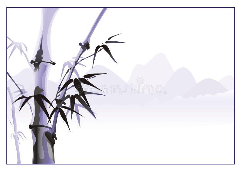 Ilustração chinesa ilustração royalty free