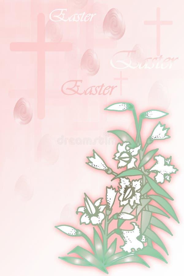Ilustração conservada em estoque do conceito de Easter ilustração stock