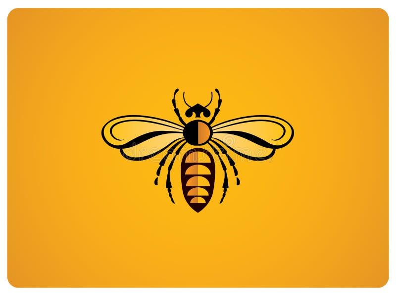 Ilustração da abelha