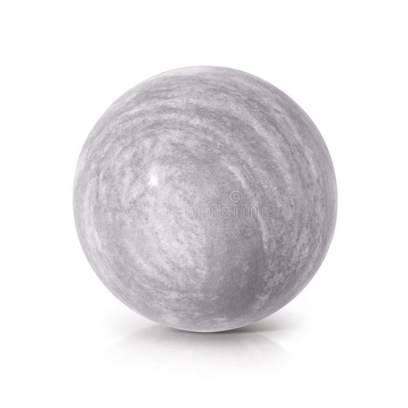 Ilustração da bola 3D do cimento ilustração stock