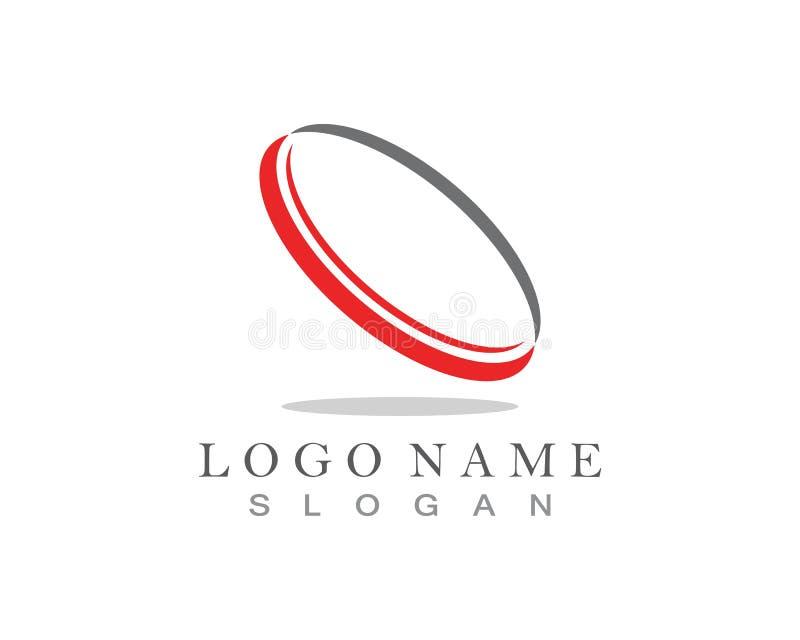 Ilustração da letra C Logo Template Design Vetora ilustração stock
