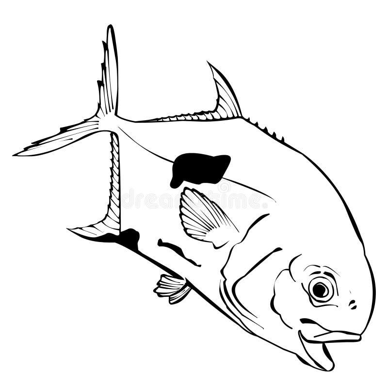 Ilustração da licença ilustração stock