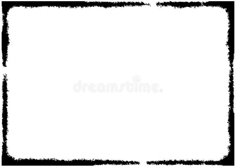 Ilustração da textura do fundo de Grunge ilustração stock