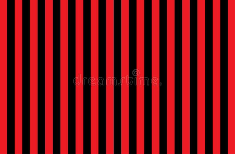 Ilustração de listras vermelhas e pretas um símbolo de substâncias perigosas e radioativas A amostra é amplamente utilizada na in fotos de stock royalty free
