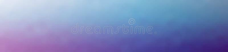 Ilustração de roxo e de azul através do fundo de vidro minúsculo, bandeira abstrata ilustração do vetor