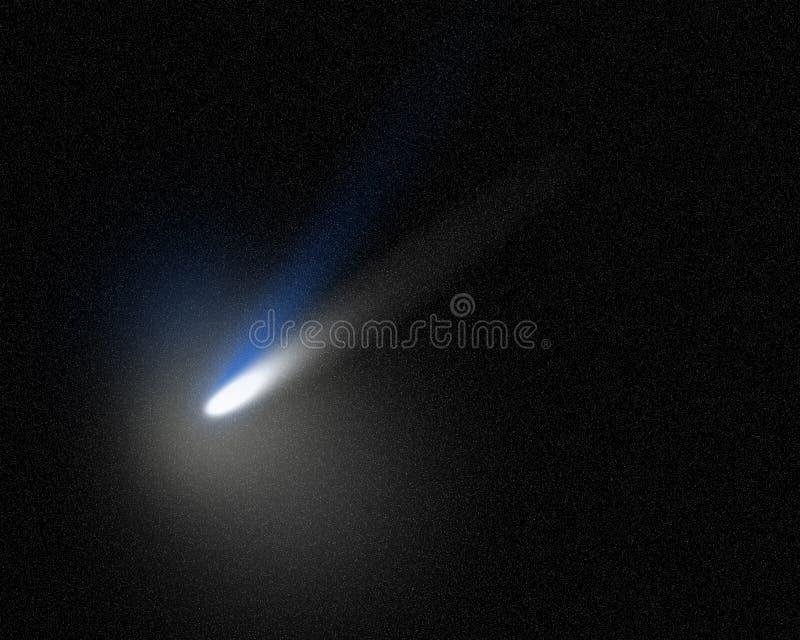 Cometa São-Bopp ilustração royalty free