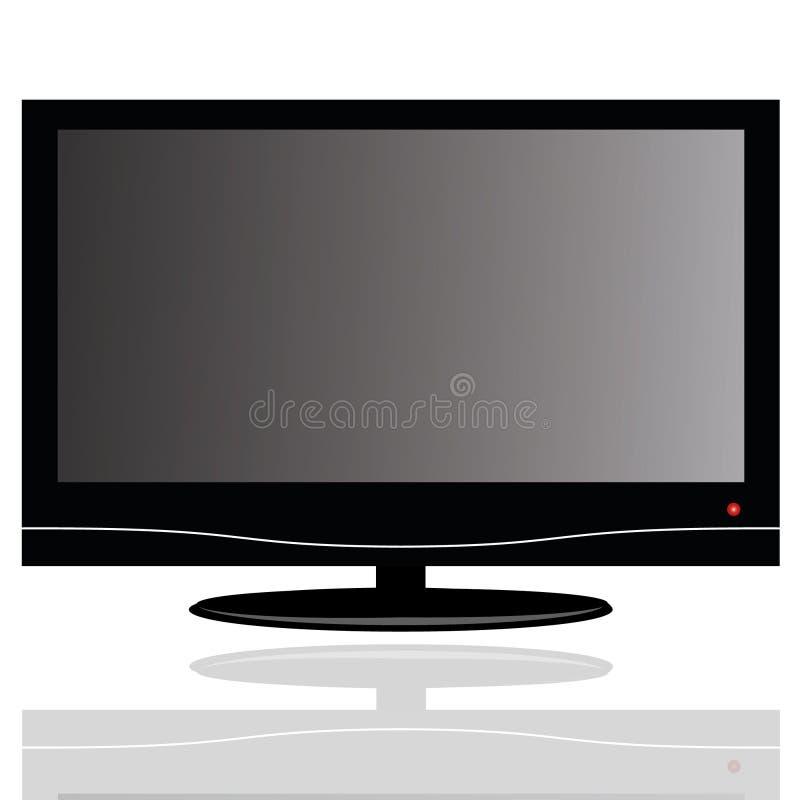 Televisão ilustração do vetor