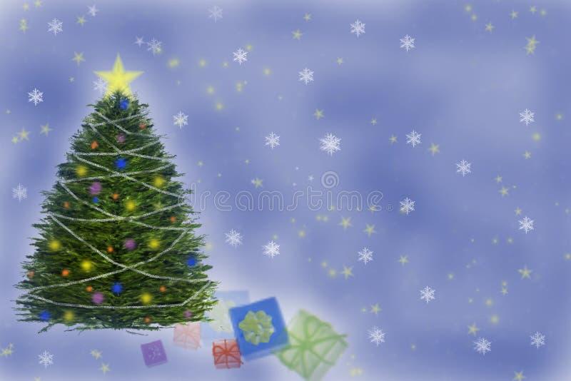 Ilustração do Natal