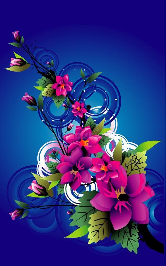 Ilustração do vetor da flor ilustração do vetor