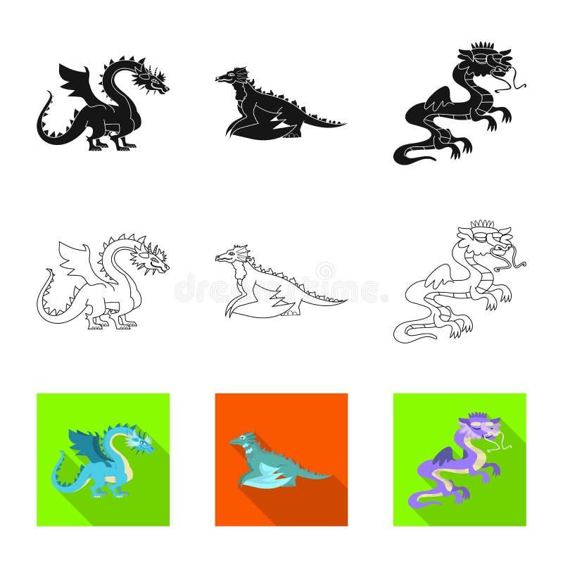 Ilustração do vetor da legenda e do símbolo do Dia das Bruxas Ajuste do símbolo de ações da legenda e da história para a Web ilustração do vetor