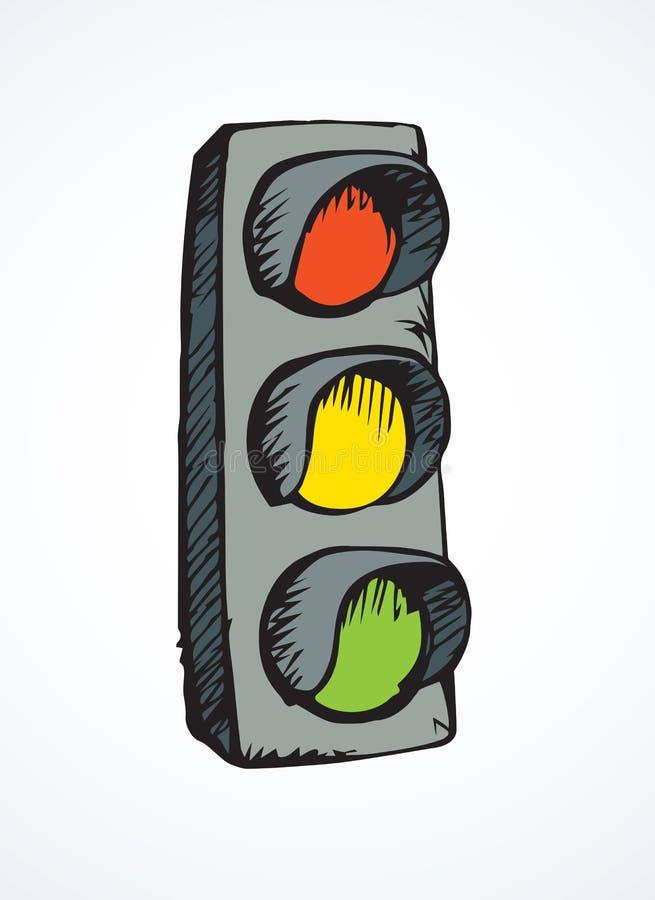 Ilustração do vetor Desenho do vetor ilustração stock
