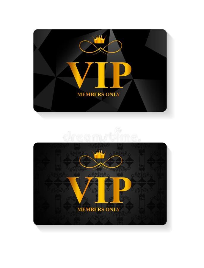 Ilustração do vetor do cartão da empresa ilustração royalty free