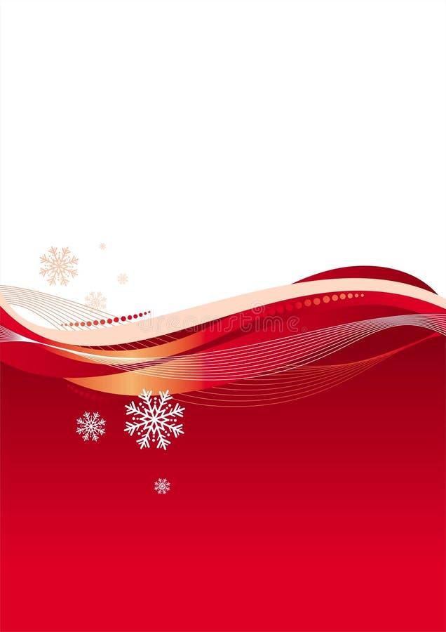 Ilustração do vetor do Natal