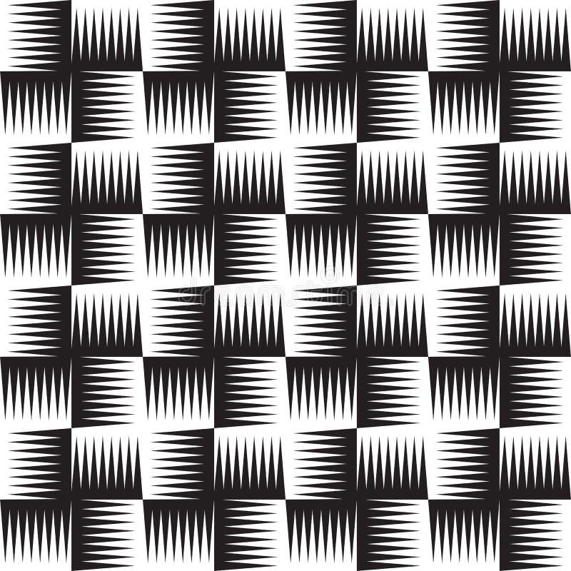Download Teste padrão retro ilustração do vetor. Ilustração de antique - 29831687