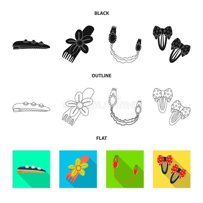Ilustração do vetor do logotipo da beleza e da forma Ajuste da beleza e da ilustração conservada em estoque fêmea do vetor ilustração stock