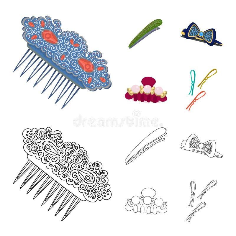 Ilustração do vetor do logotipo da beleza e da forma Coleção da beleza e do ícone fêmea do vetor para o estoque ilustração stock