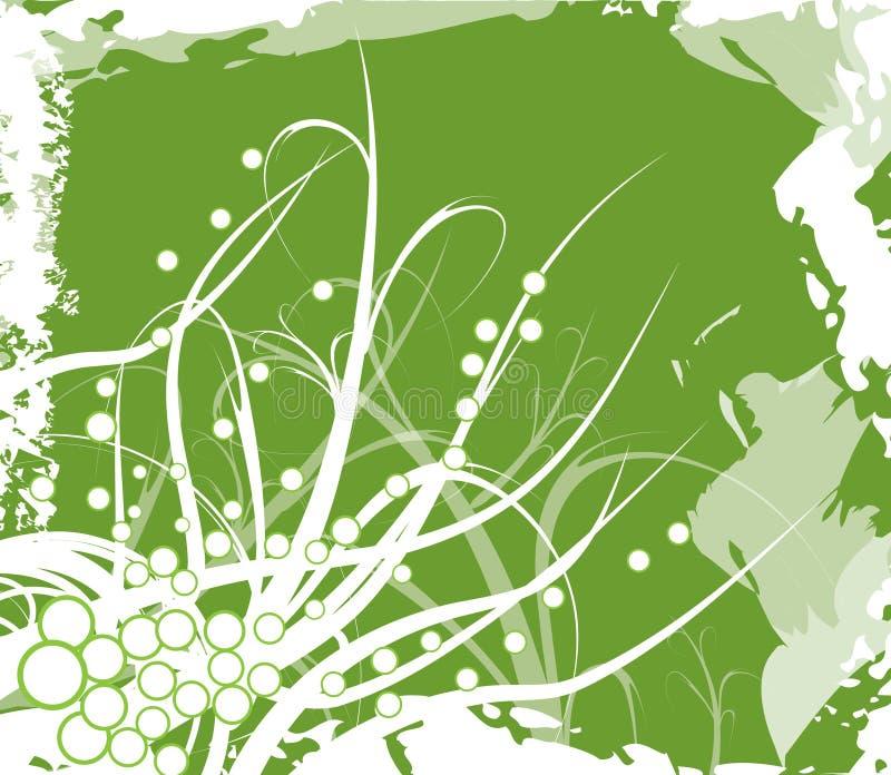 Ilustração floral ilustração royalty free