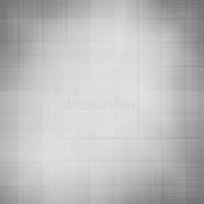 Ilustração grosseira branca da textura da lona do fundo ilustração royalty free
