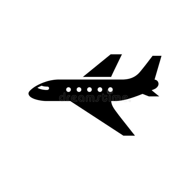 Ilustração lisa simples do vetor do ícone plano ilustração stock