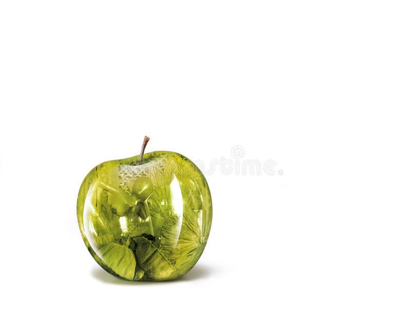 Ilustrações de Apple ilustração royalty free