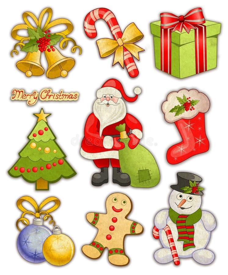 Download Ilustrações do Natal ilustração stock. Ilustração de presente - 16865390