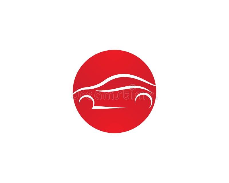 Ilustra??o do ?cone do logotipo do carro ilustração do vetor