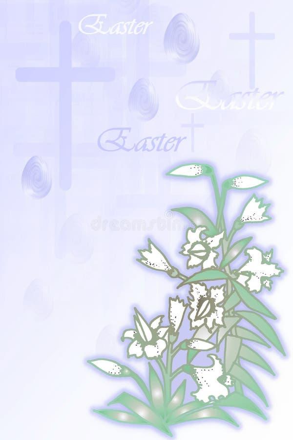 Ilustración común del concepto de Pascua libre illustration