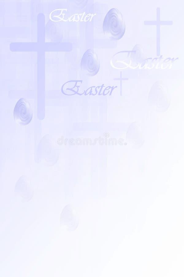 Ilustración común del concepto de Pascua stock de ilustración