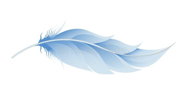 Ilustración de la pluma foto de archivo