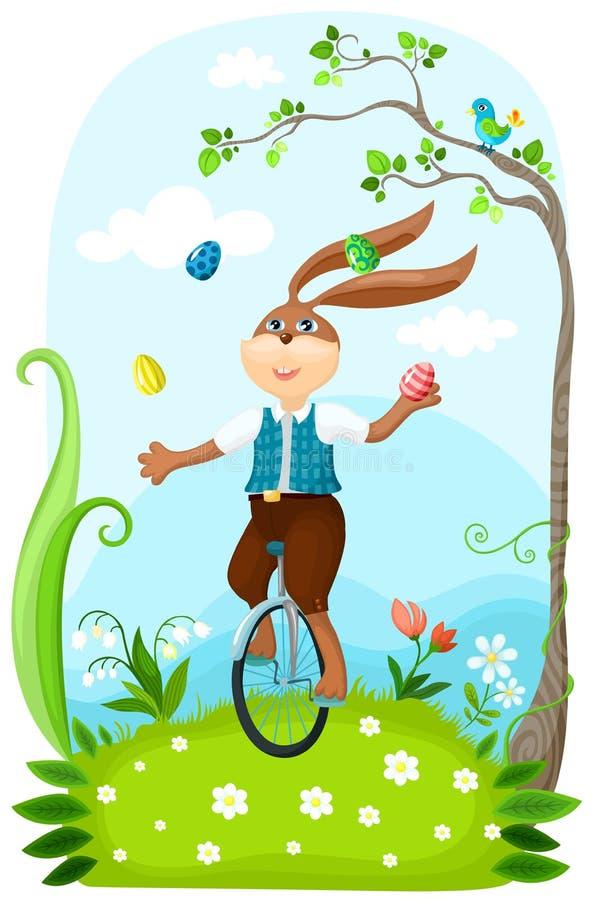 Ilustración de Pascua stock de ilustración