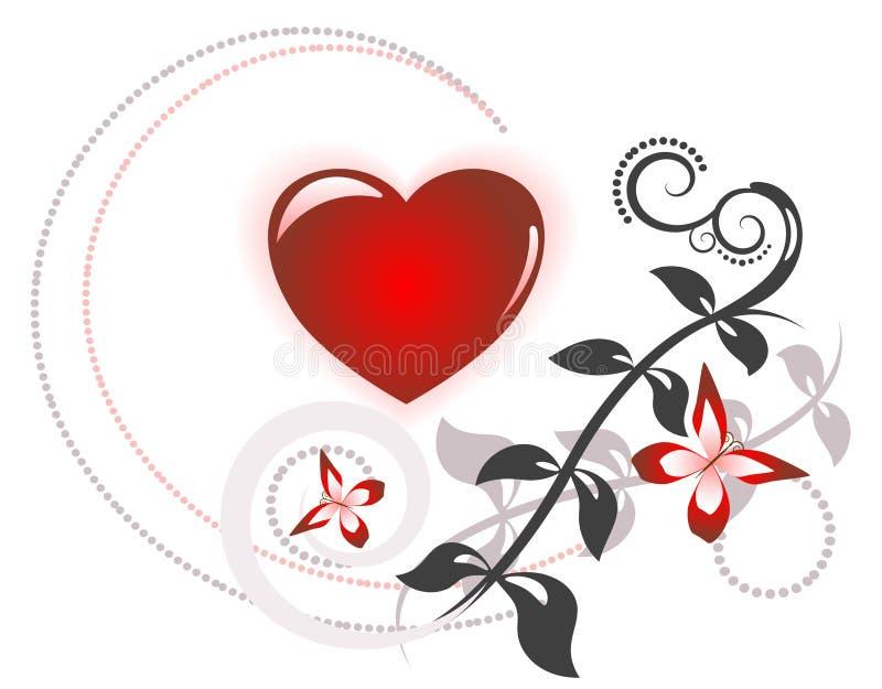 Ilustración del corazón libre illustration