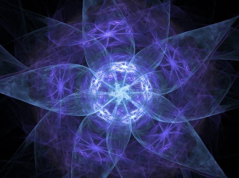 Ilustración del fractal ilustración del vector