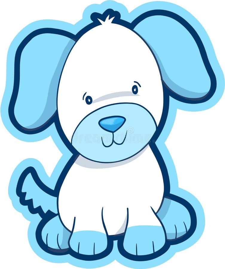 Ilustración del vector del perro libre illustration